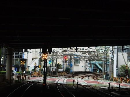 Train Train走っていけ〜♪