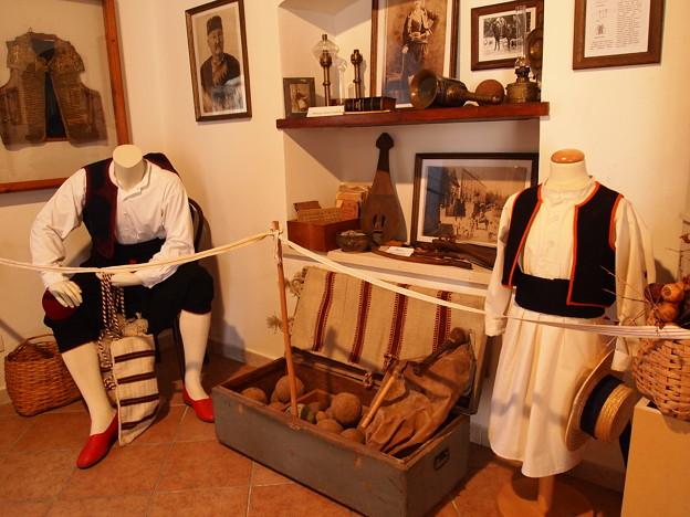 男子伝統衣装