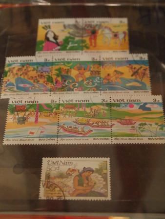 ベトナムの切手