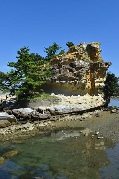Photos: パワースポット 絵島