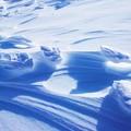 Photos: 雪のオブジェ