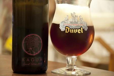 「馨和 KAGUA」Rouge Special Edition 2013