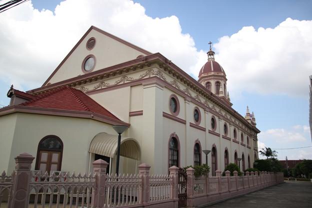 サンタクルーズ教会