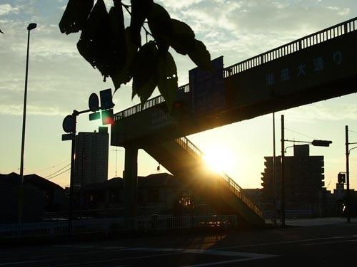 横浜 鶴見潮風大通り