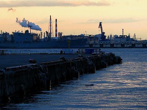 横浜 北埠頭