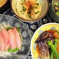 Photos: 刺身定食2