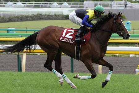 デニムアンドルビー 返し馬(第48回 サンスポ賞 フローラステークス)