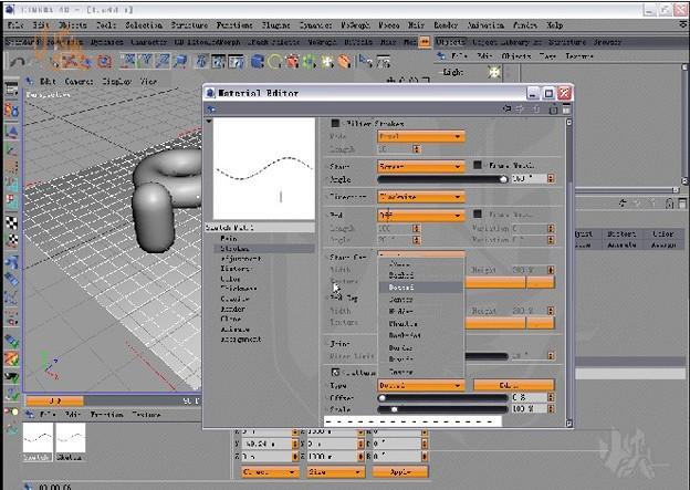 C4D工业产品渲染技术完全实例(光盘原工程文件)