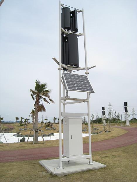 トルネード型 風力発電機