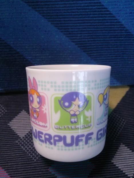 パワーパフガールズ マグカップ