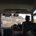 Photos: s0668_只見線代行バス車内