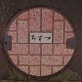 Photos: s0114_地鉄マンホール_電鉄富山駅前