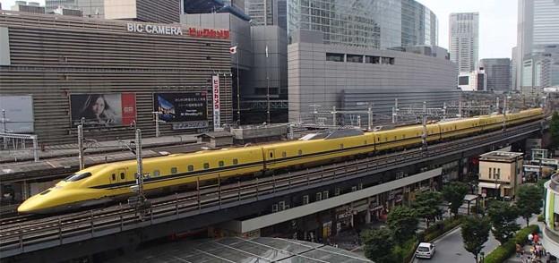 r0015_新幹線電気軌道総合試験車T5編成_有楽町
