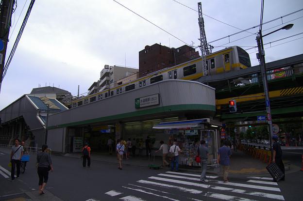 s3340_水道橋駅西口_東京都千代田区_JR東