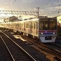 写真: 京成本線 快速佐倉行 CIMG9221