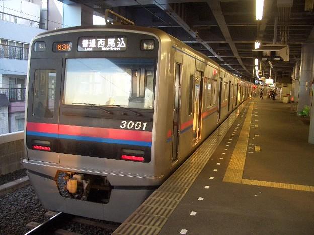 京成押上線 普通西馬込行 CIMG9226