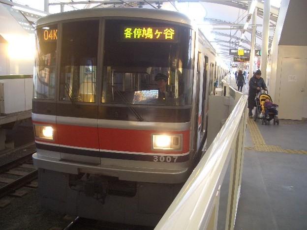東急目黒線 普通鳩ヶ谷行 CIMG9655