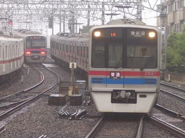 京成本線 普通津田沼行 CIMG9806