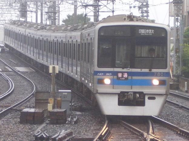 Photos: 京成本線 普通印旛日本医大行 CIMG9808
