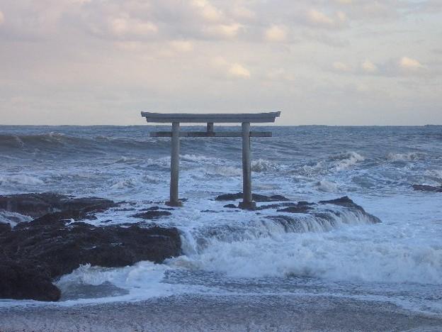 大洗海岸 海その303 CIMG4708