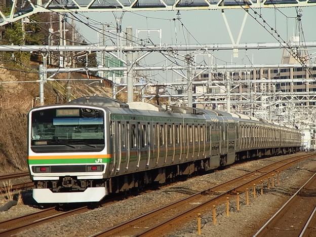 東海道本線 普通東京行 RIMG0100