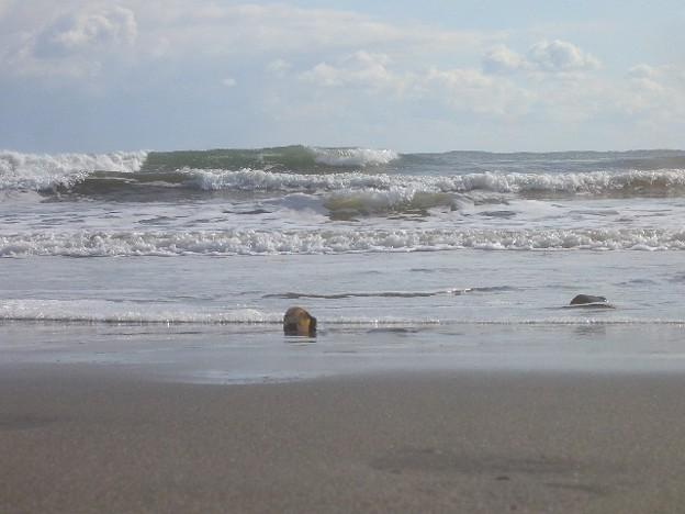 大洗サンビーチ 海その321 CIMG4506