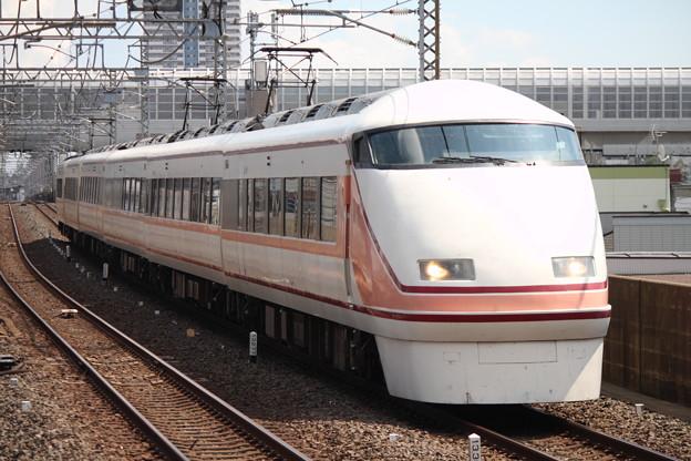 東武本線100系 104F(リニューアル前) スペーシア