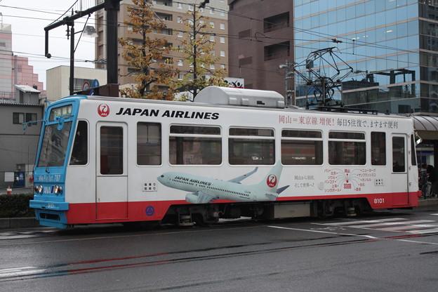 岡電7900形 8101