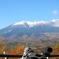 25磐梯山と