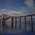 Photos: スコットランドのフォース鉄道橋