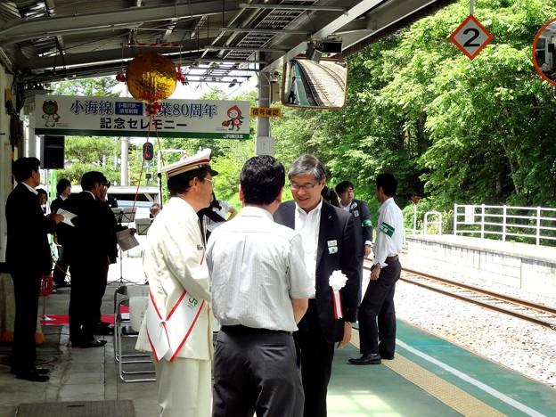 小海線・清里駅3