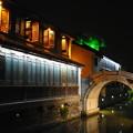 Photos: 蘇州運河と太鼓橋