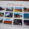 Photos: SEE THE WORLD BY TRAIN(世界の車窓から)