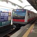 E233系5000番台(海浜幕張駅にて。)