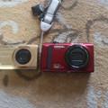 新旧カメラを比較