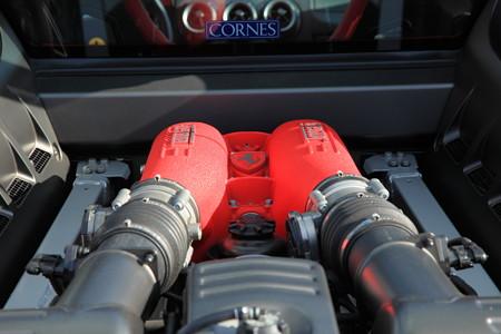 フェラーリ F430 エンジン
