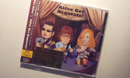 120724ーTHE ALFEE アルバム