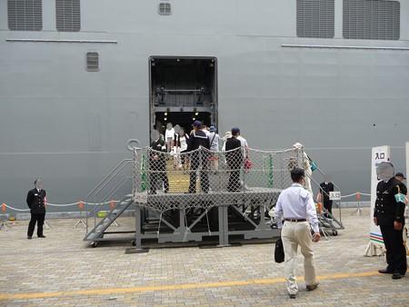 121012-大桟橋 海自観艦式 (13)