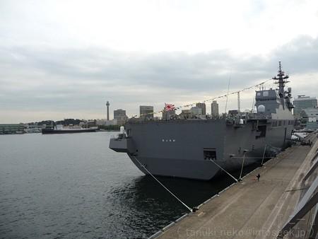 121012-大桟橋 海自観艦式(38)