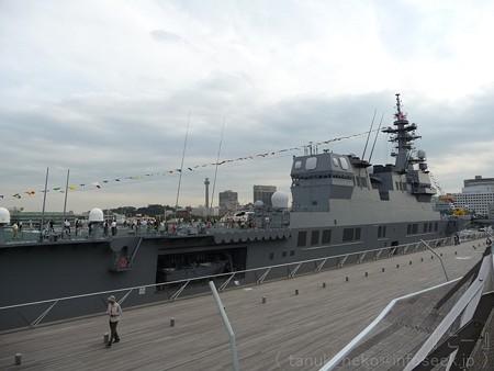 121012-大桟橋 海自観艦式(41)