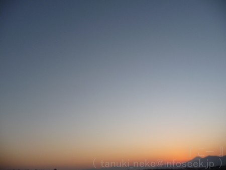 121021-富士山(夕) (1)