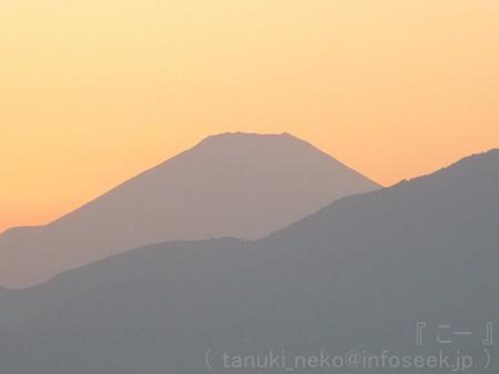121021-富士山(夕) (2)