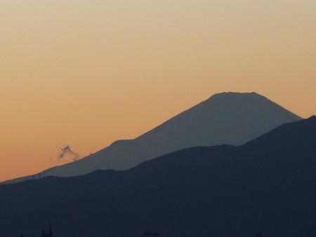 130101-富士山(夕) (3)