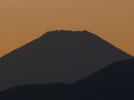 130101-富士山(夕) (5)