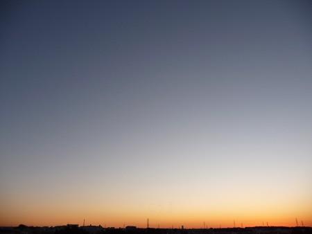 130129-夜明け空 (1)
