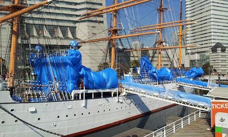 130201-帆船日本丸 (14)