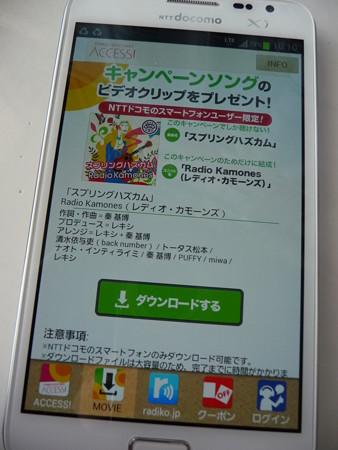 FM802 2013 ACCESS スプリングハズカム (2)