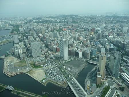 130716-ランドマークタワー展望台 南東 (1)