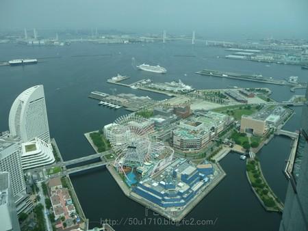 130716-ランドマークタワー展望台 北東 (11)