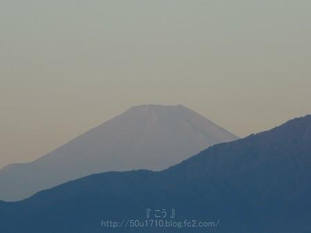 131027-富士山 朝 (3)